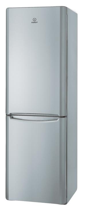Combina frigorifica Indesit BIAA 13 P F SI, No Frost, 300 l, Clasa A+, H 187 cm, Silver. Vezi pretul