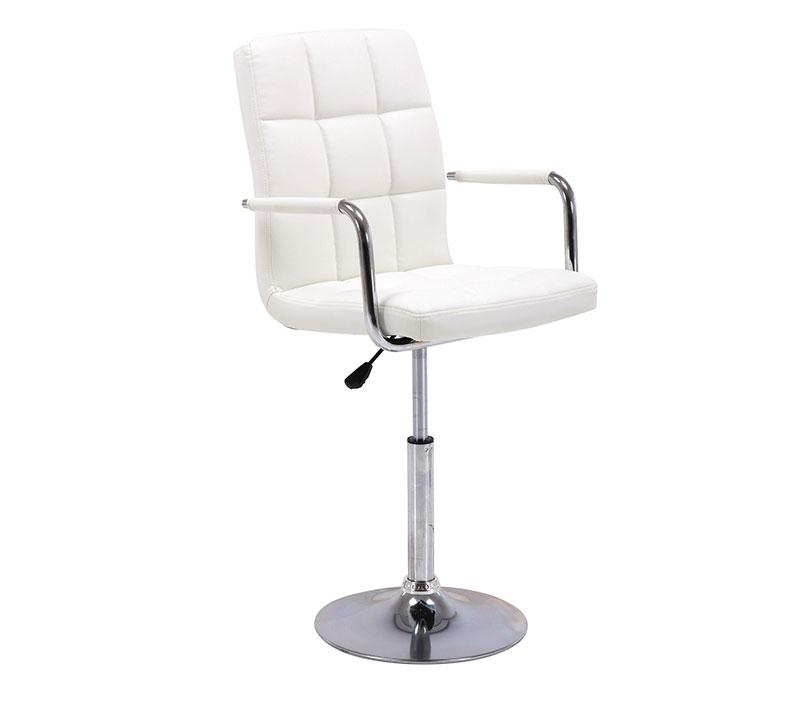 scaun-bar-alb
