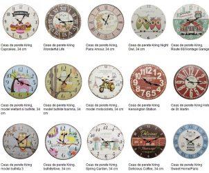 ceasurile de perete Kring